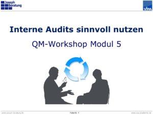 QM-Workshops zur ISO 9001:2015 - Sechs QM-Workshops als Videotrainings zu ausgewählten Themen der ISO 9001:2015. Informieren Sie sich jetzt,