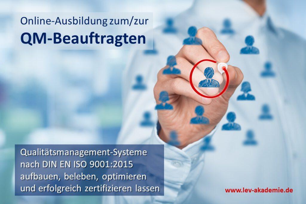 QMB-Ausbildung ISO 9001